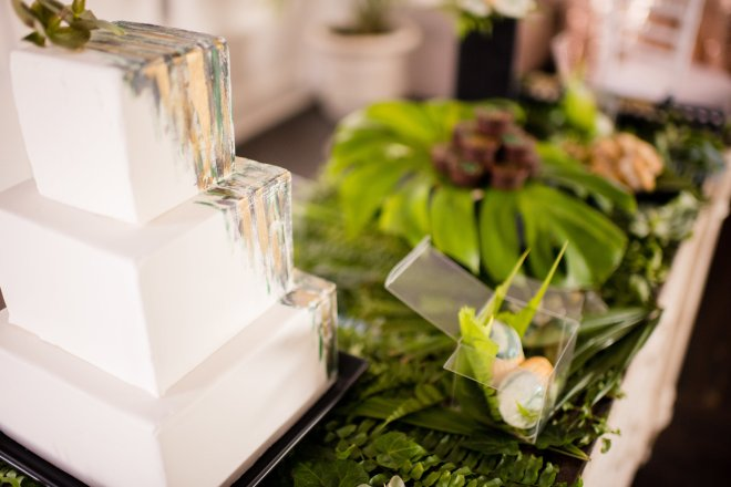 Dessert tables are having a moment - why limit yourself to just cake? It's your wedding, after all!
