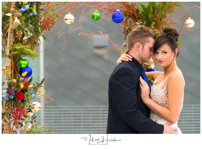 Denver Winter Wedding
