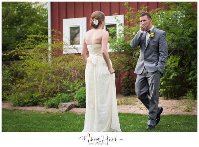 chatfield botanic garden wedding