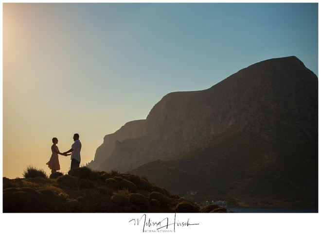 Denver to Greece destination wedding photographer