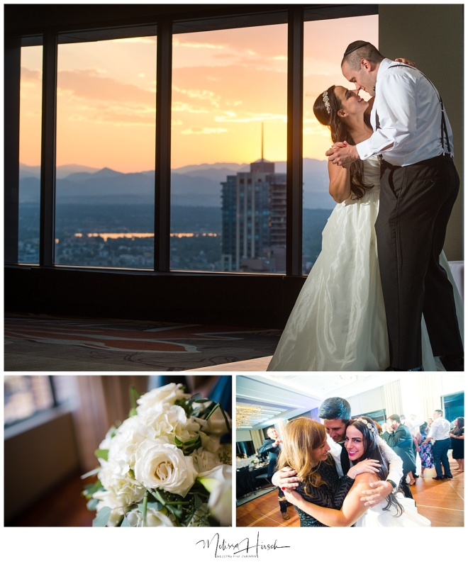 Denver Hyatt Wedding