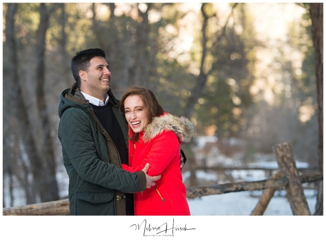 eldorado canyon engagement photos