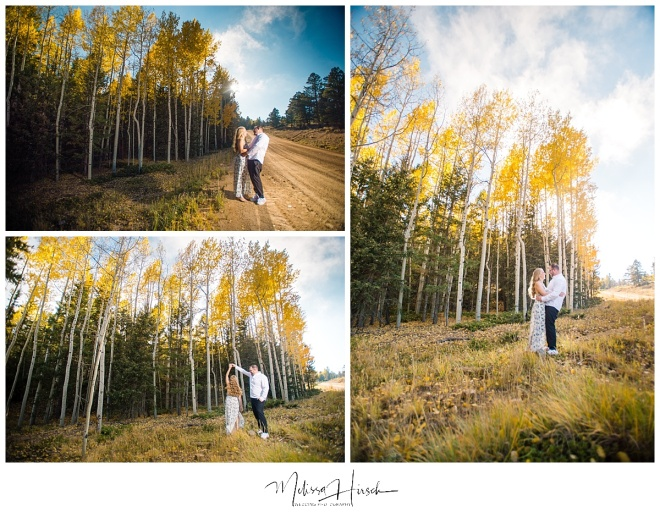 denver engagement photos